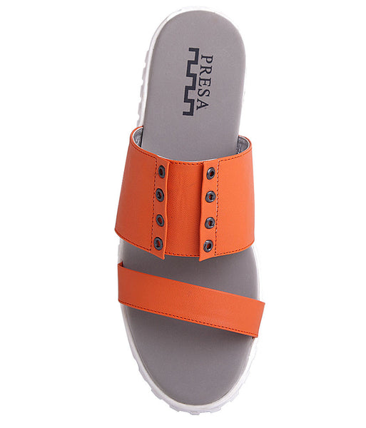 ROPED IN - ORANGE FOOTWEAR - Presa