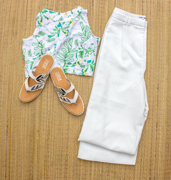 Beach Look???? Complete it with PRESA LEAF LOVE - Presa