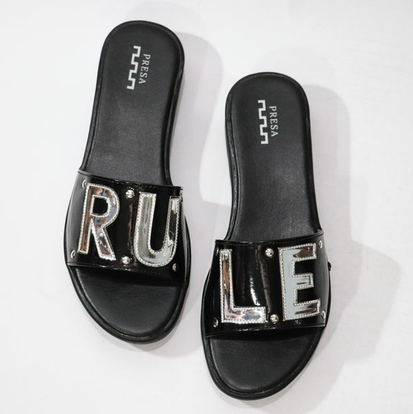 Rule Black Footwear - Presa