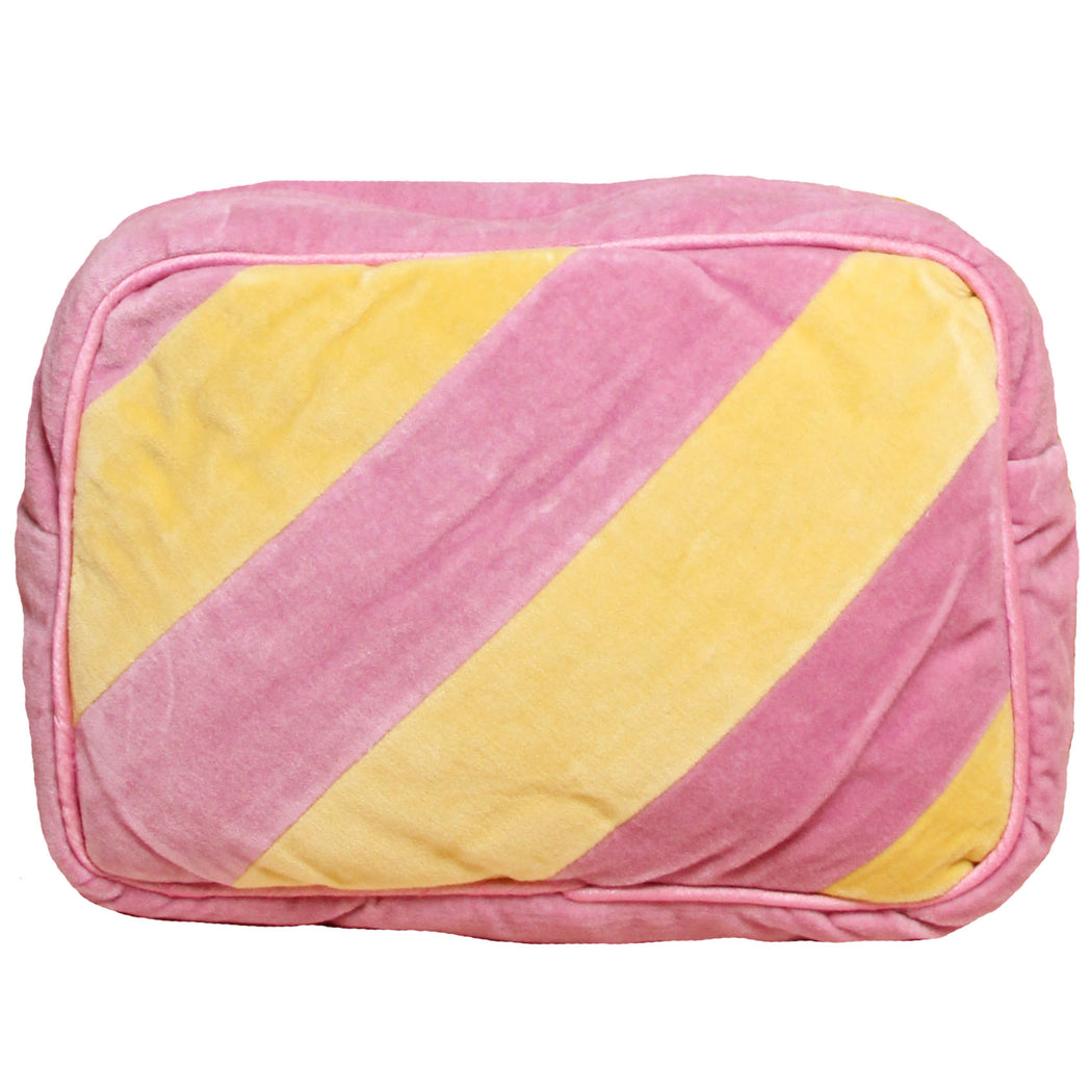 NOVA MAKE UP BAG Yellow/Pink