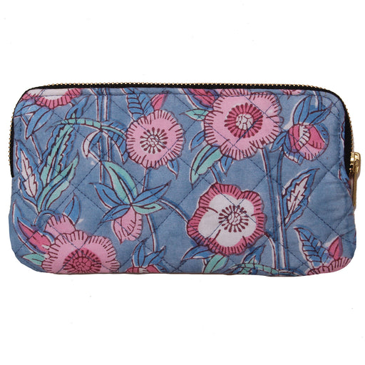 Ella Multicover Blue/Pink Flower