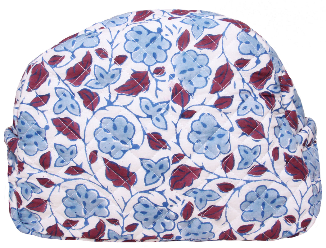 Smilla Washbag Red Blue