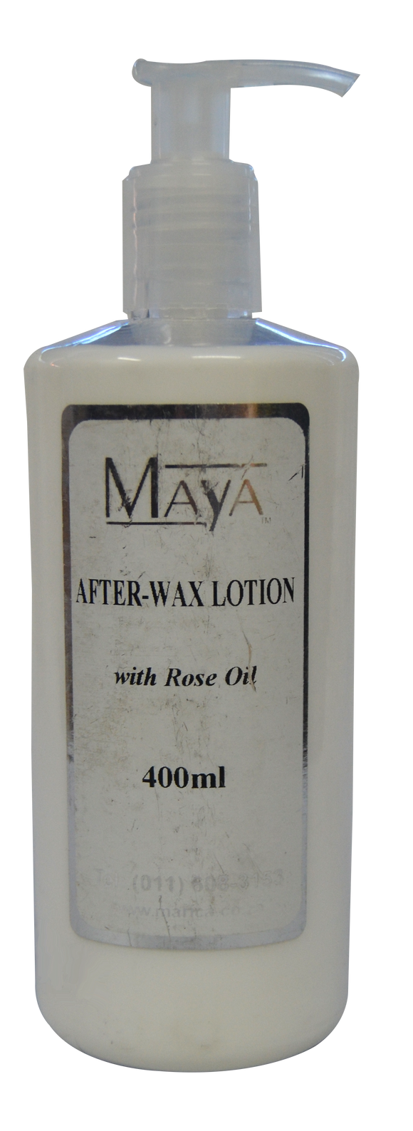 Maya After-Wax Lotion