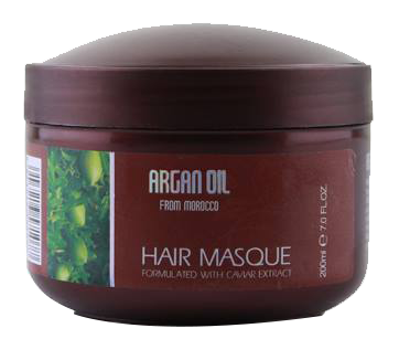 Argan Oil From Morocco Hair Masque Caviar
