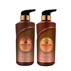 Marula Oil Shampoo and Conditioner Set
