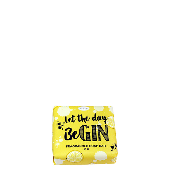 Happy Hour Fragranced Soap Bar - (Let The Day BeGin) -90g