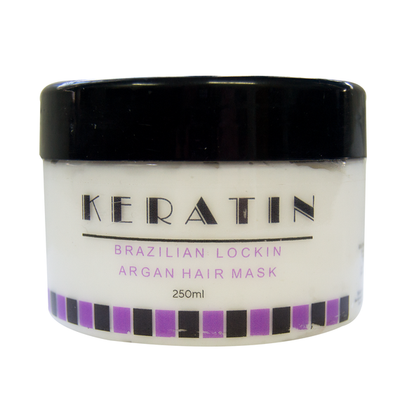 Keratin Argan Hair Mask