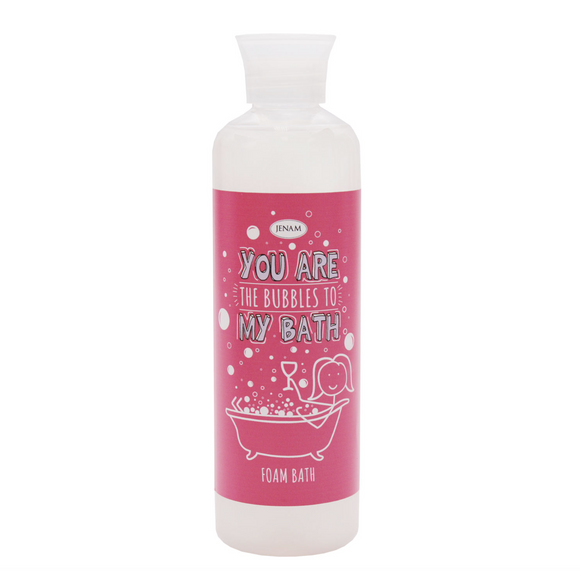 Quirky Valentines Foam Bath (You are the bubbles to my bath) - 400ml
