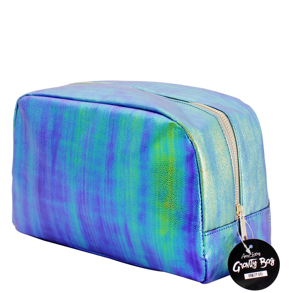 Amz Loves Galactic Holographic Vanity Bag - 30cm x 19cm
