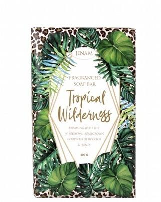 Tropical Wilderness Fragranced Soap Bar - 200g