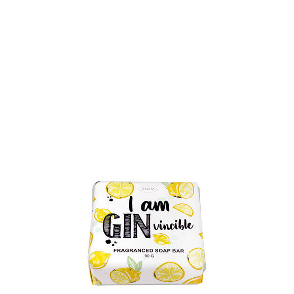Happy Hour Fragranced Soap Bar - (I Am GINvincible) - 90g