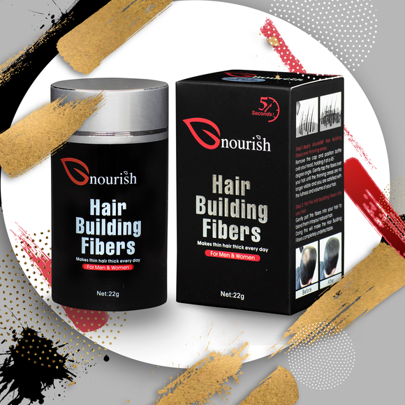 Nourish Hair Building Fiber