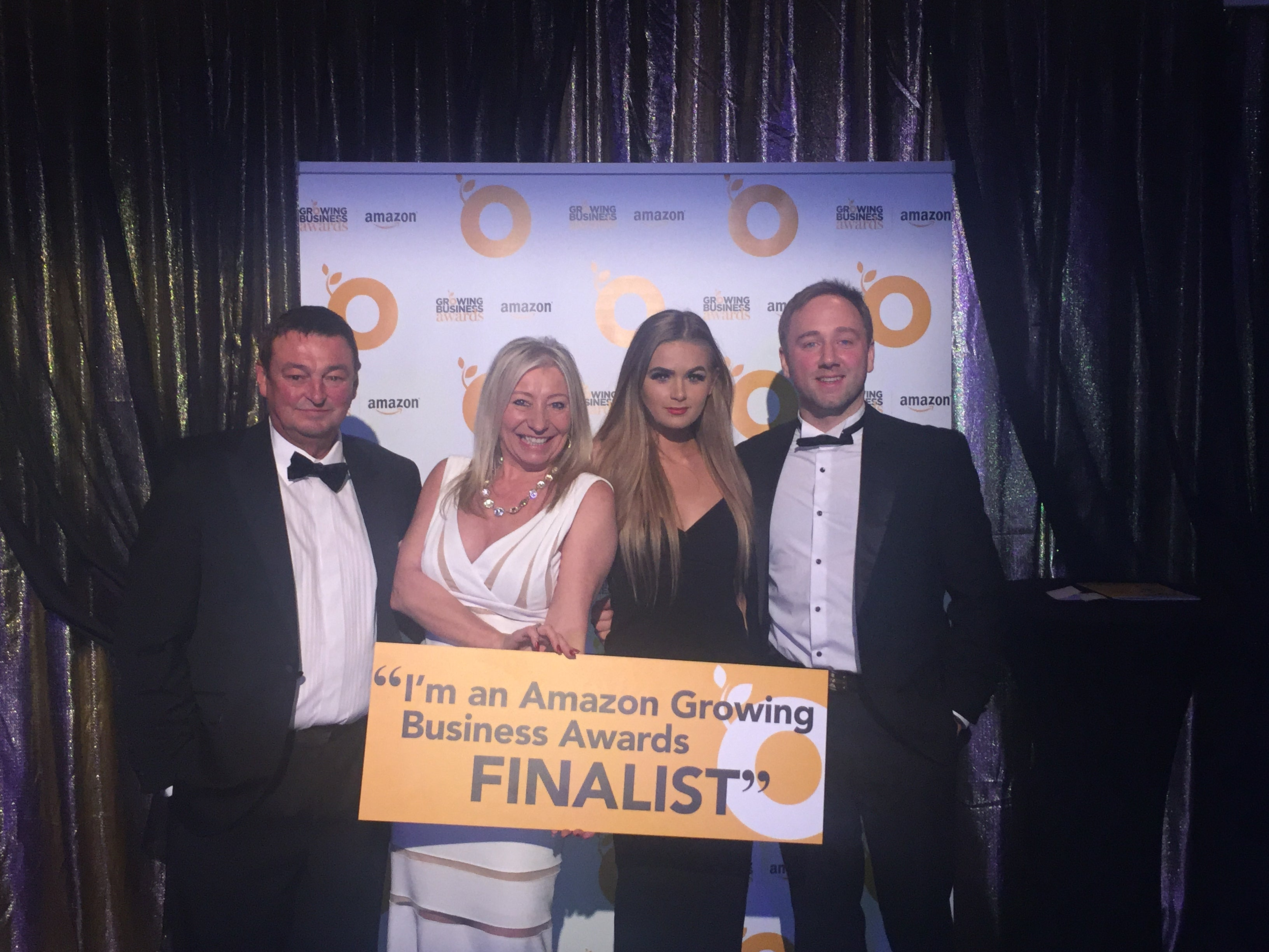 The Amazon Growing Business Awards 2017