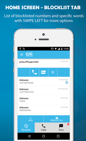 Free Call Blocker Android App on Google Play