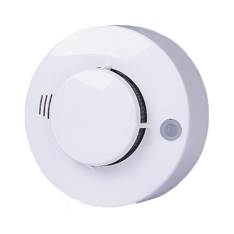 CPR Assist Smoke Detector