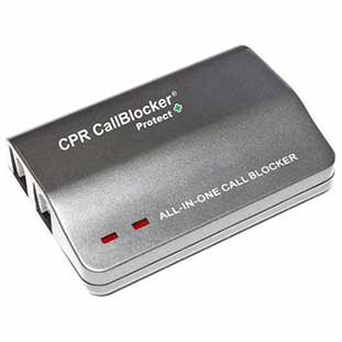 CPR Protect+ call blocker deal