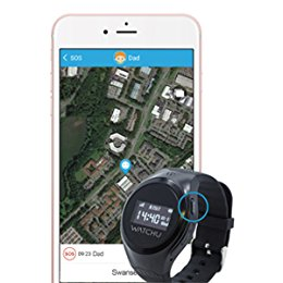 Guardian GPS Tracking Safety Watch
