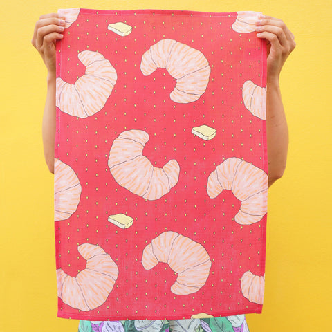 Tea Towel: Pastry Party