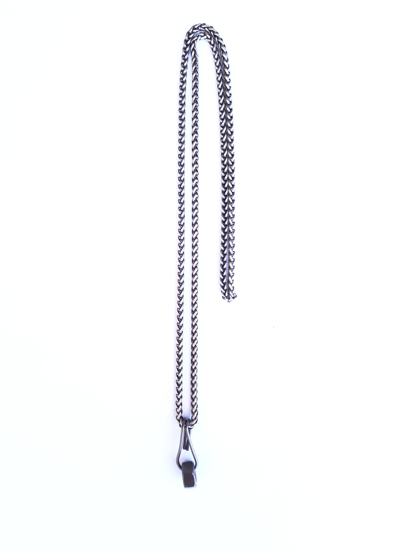 Men Black Nut Necklace