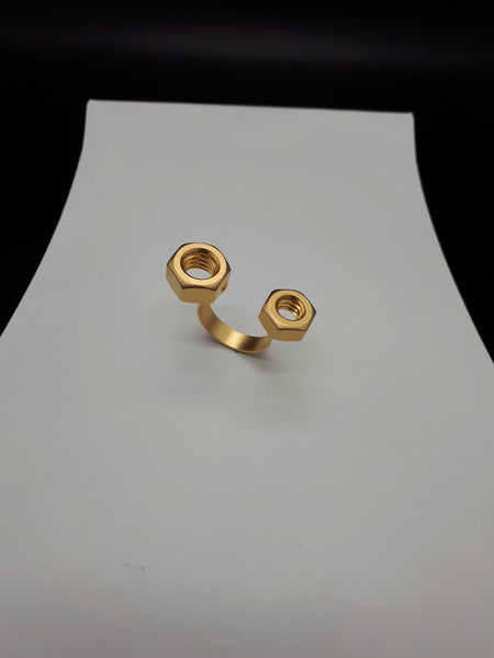 Dual nuts ring