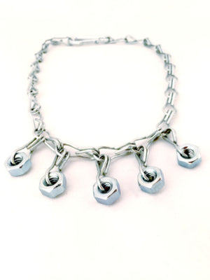 Gentle Nuts Necklace