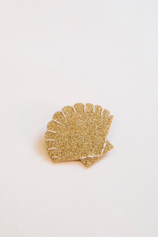 Broche Coquillage