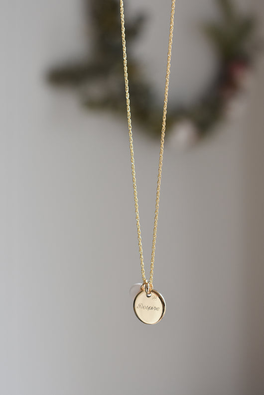 Collier Céleste x Marceline Paris