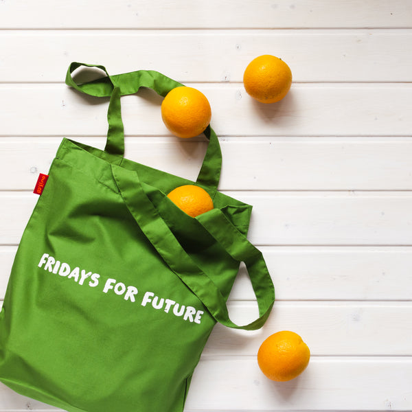 Fridays For Future Totebag