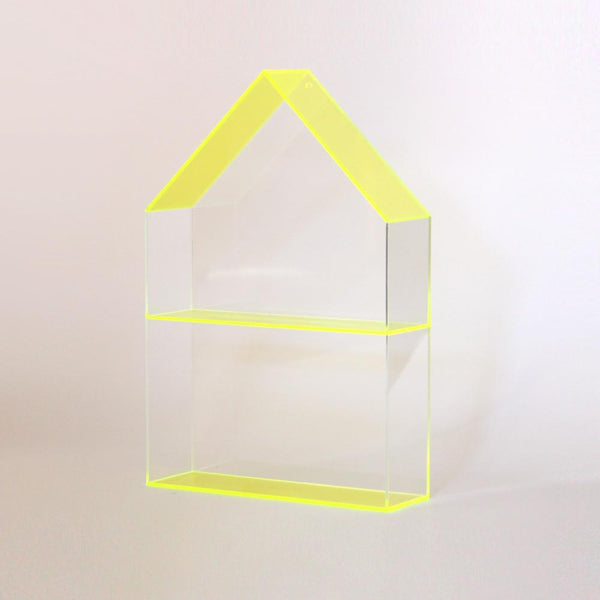 La Casita Neon Yellow (XL) - (5 units)