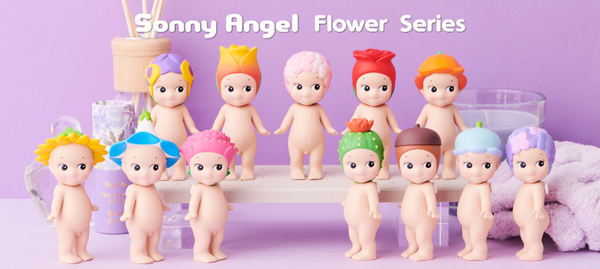 Sonny Flower complete Serie (12 Units)