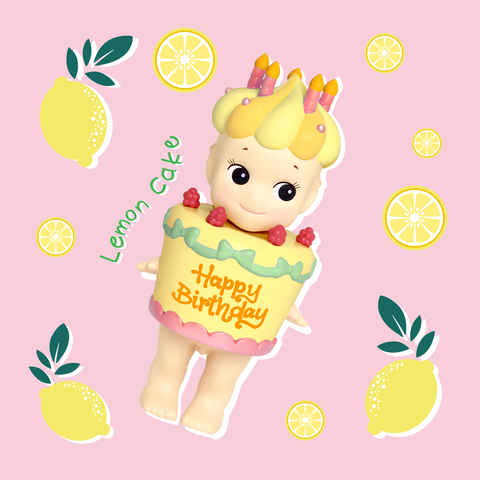 Sonny Angel Birthday Edition