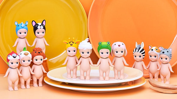 Sonny Animal 3 complete Serie (12 Units)