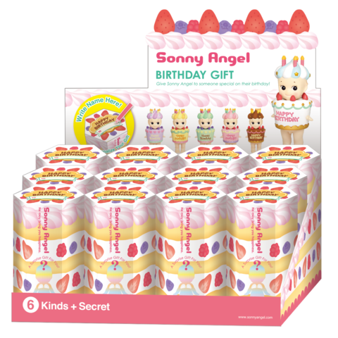 Sonny Birthday complete Serie (12 Units)