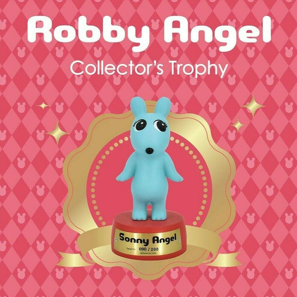 Robby Angel collector's trophy BLUE