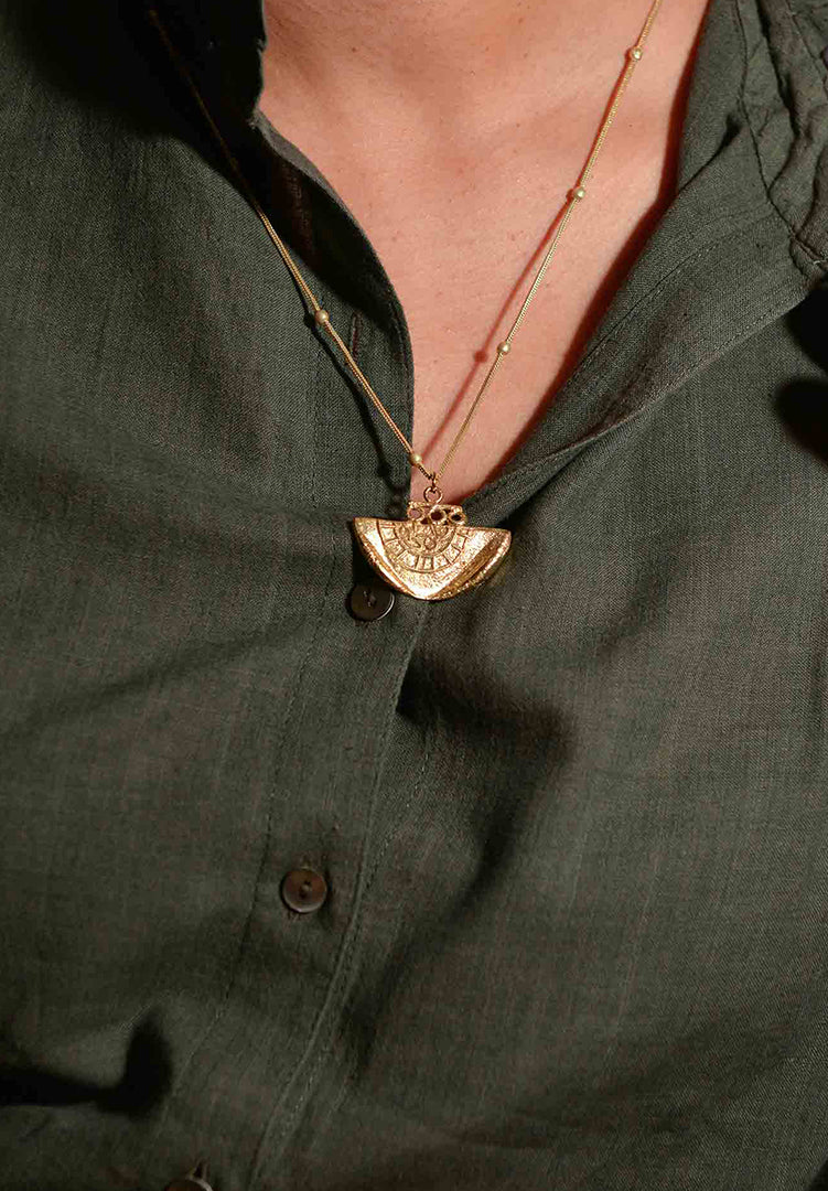 Fossil  Pendent M 3