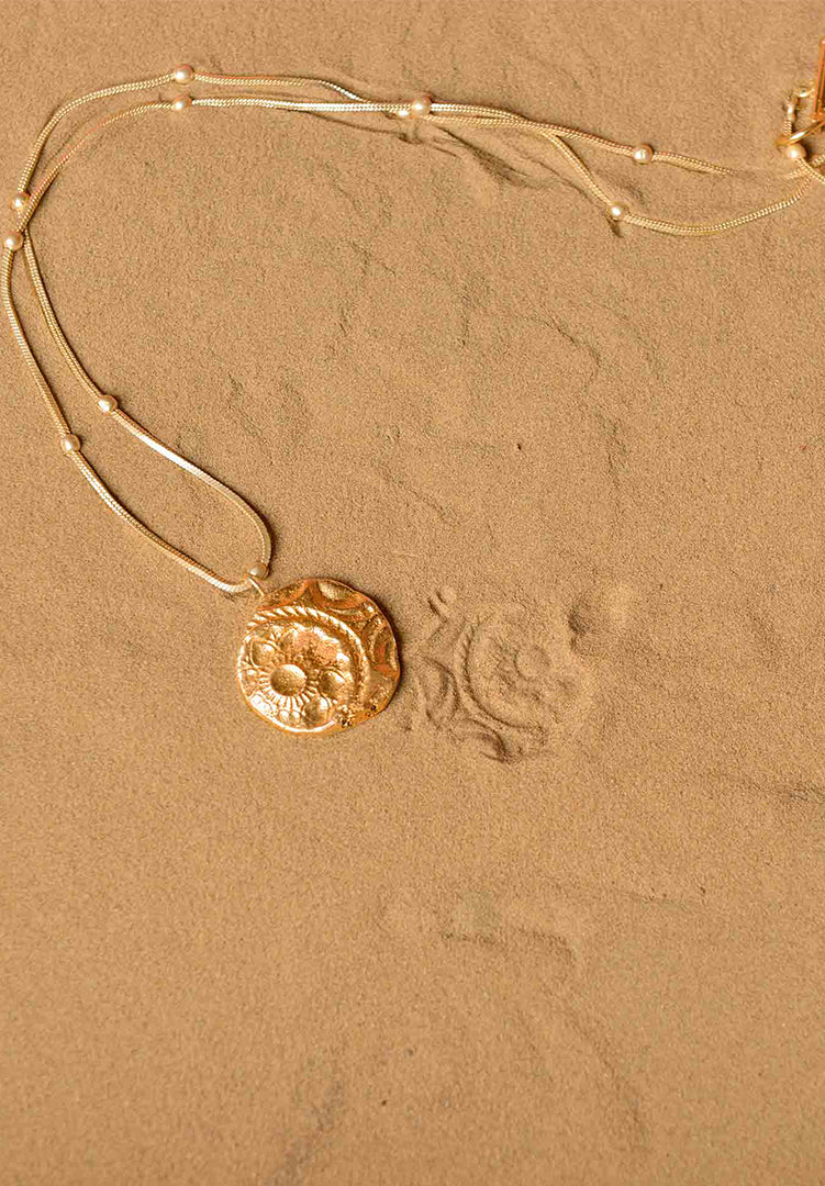 Fossil Pendent M 1