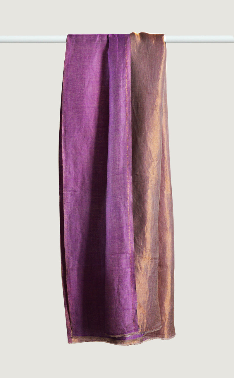 Zari Reversible - Purple