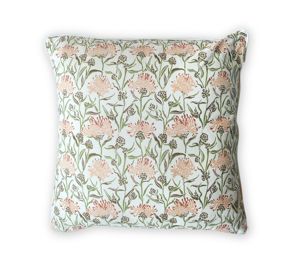 Chrysanths Cushion