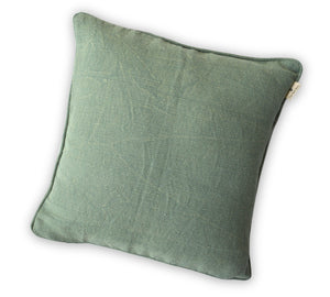 Solid Teal Cushion