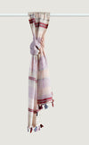Maroon Cotton Tassel