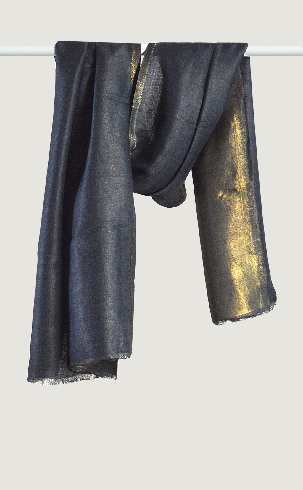 Zari Reversible - Black Gold