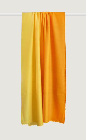 Merino Ombre Sunshine Yellow