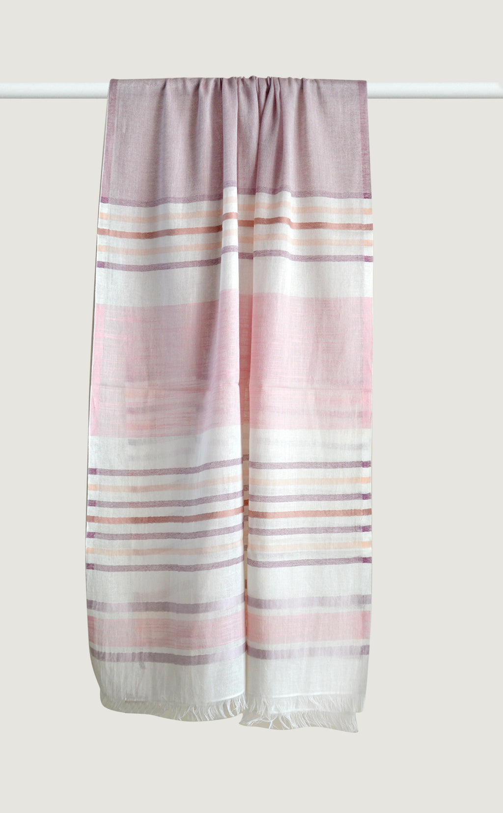 Mulberry Cotton Stripes