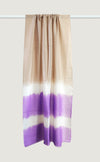 Merino Dip Dyed Purple