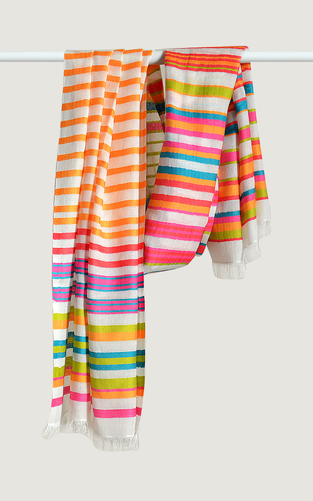 Candy Cotton Stripes