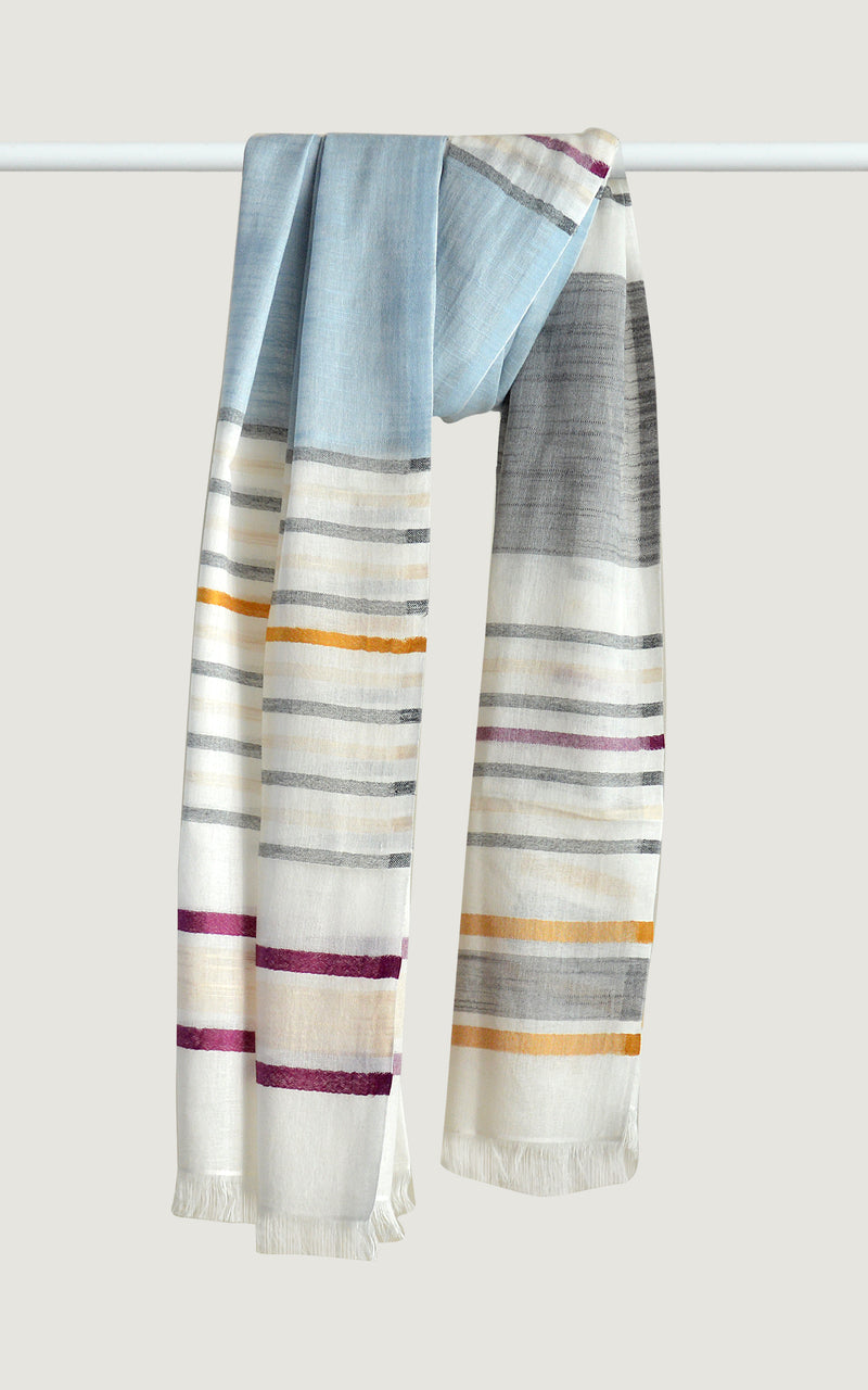 Plaid Cotton Linen Stripes