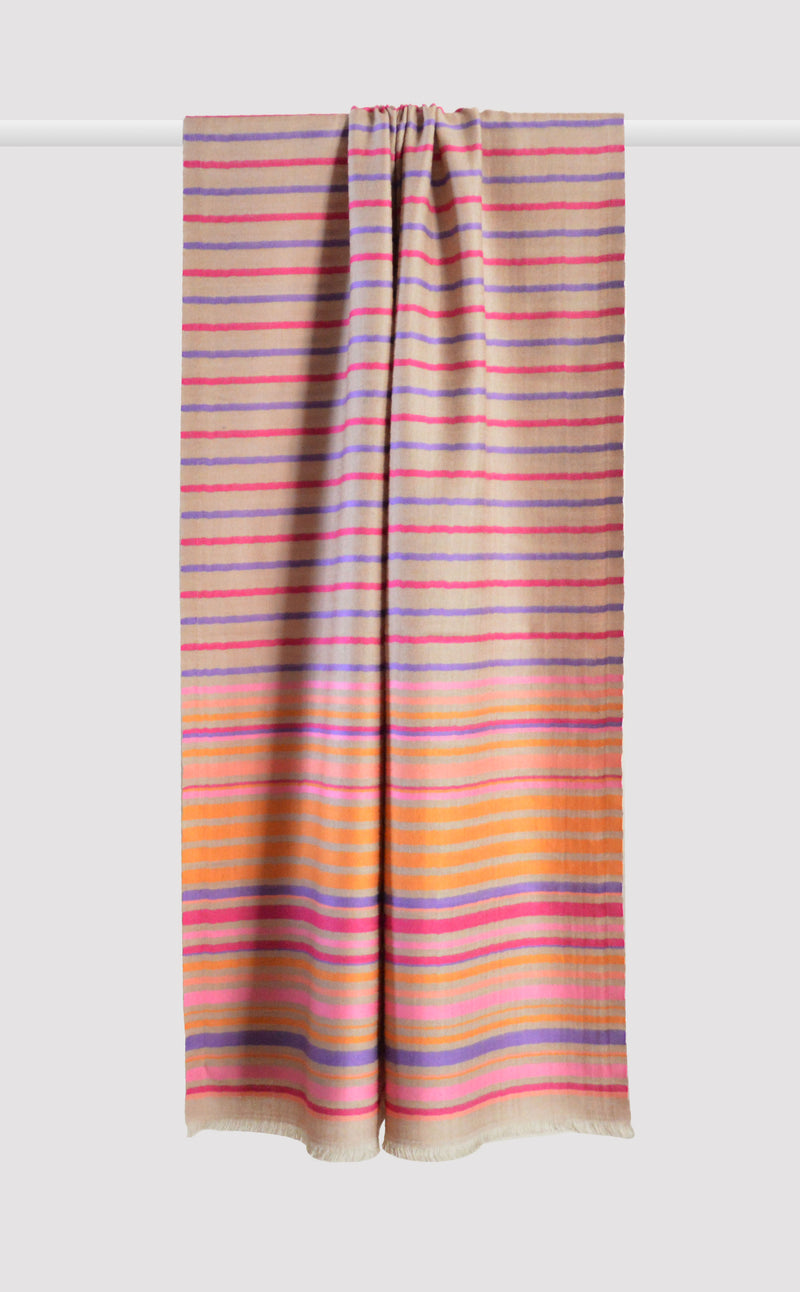 Pink Summer Stripes