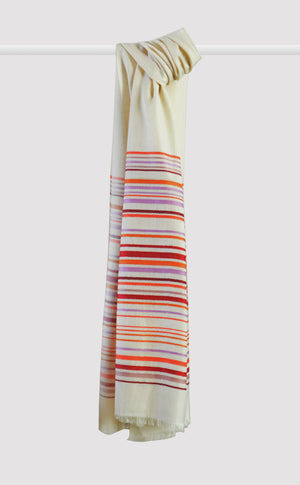 Ivory Summer Stripes