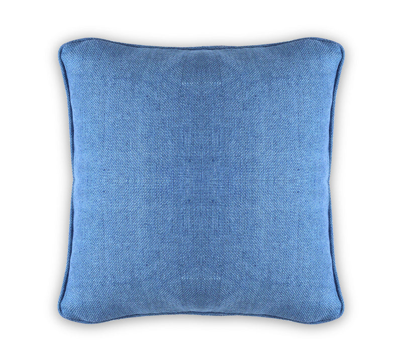 Solid Indigo Cushion