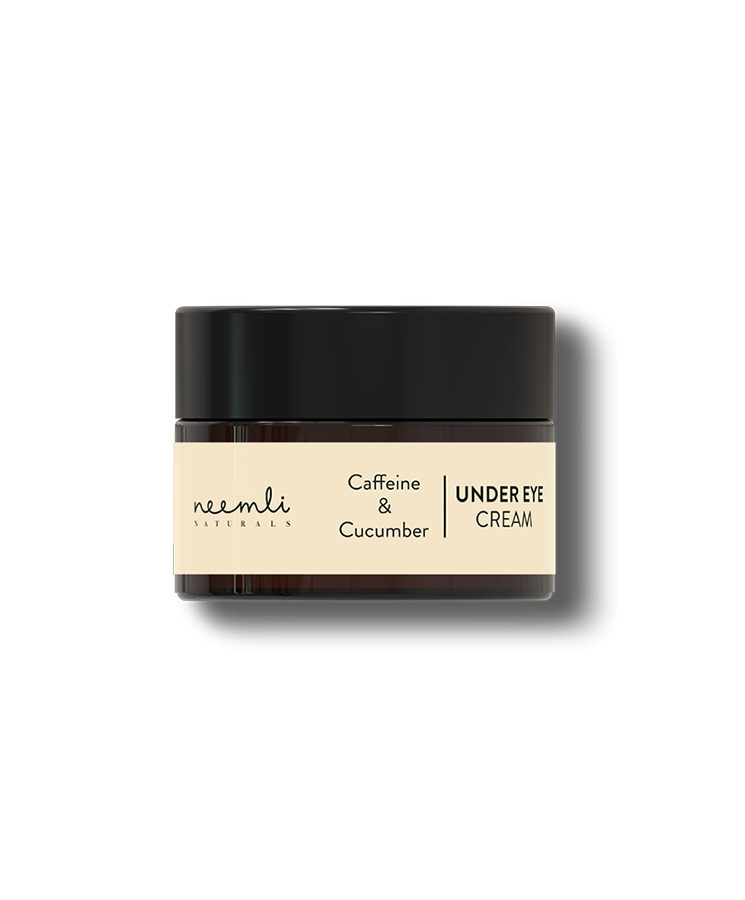 Caffeine & Cucumber Under Eye Cream